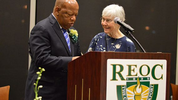, Local Nun Recalls Treating Victims of Bloody Sunday March, Rochester Educational Opportunity Center